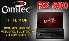 CAMTEC FLIP UP SCREEN