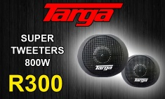 TARGA 20MM SUPER TWEETERS 800W